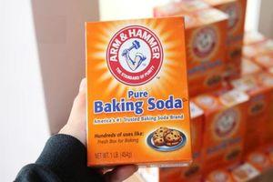 4 vật dụng bạn không bao giờ nên làm sạch bằng baking soda