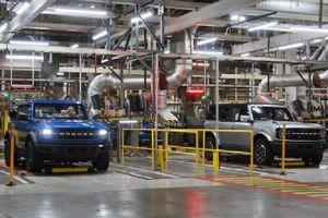Những chiếc SUV Ford Bronco đầu tiên sắp đến tay khách hàng