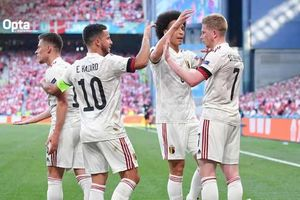 Euro 2020: 'Cơn lốc' Hà Lan thị uy sức mạnh, De Bruyne giải cứu Bỉ