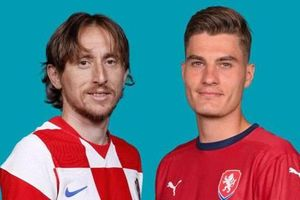 Croatia - CH Czech: Khó cho 'Vatreni'