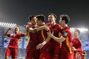 Đá vòng loại World Cup, đội tuyển Việt Nam...mất Tết