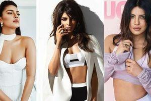 Vẻ nóng bỏng của Hoa hậu Thế giới Priyanka Chopra vừa gia nhập hãng Victoria's Secret