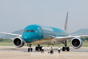 Lần đầu tiên hàng không Việt được bay thẳng tới Canada