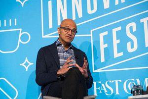 Satya Nadella trở thành Chủ tịch Microsoft