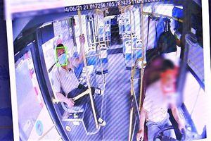 Camera trí tuệ nhân tạo phát hiện người không đeo khẩu trang trên ô tô