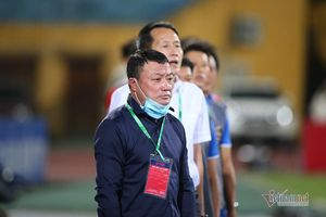 ĐKVĐ V-League quyết bảo vệ hình ảnh bóng đá Việt Nam