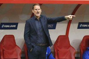 Frank de Boer: 'Hà Lan có thể đánh bại mọi đối thủ EURO 2020'