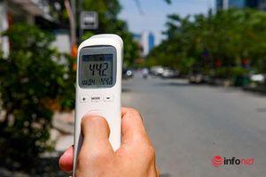 Bắc Bộ, Trung Bộ hôm nay nắng như đổ lửa, nhiều nơi trên 40 độ C
