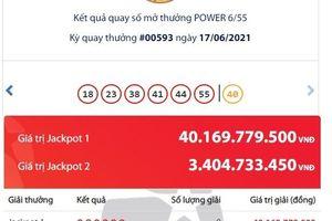 Trúng Jackpot 2, một người ở Bình Dương vừa trở thành tỷ phú Vietlott