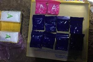 Bất chấp dịch bệnh, thanh niên người Lào mang lượng 'khủng' ma túy vào Việt Nam