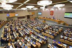 Tổng thống Nga ký sắc lệnh quy định thời điểm tổ chức bầu cử Hạ viện