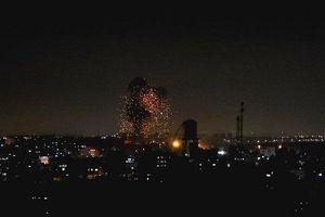 Giao tranh leo thang trở lại giữa Israel và phong trào Hamas tại Dải Gaza