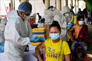 Tình hình dịch COVID-19 tại Campuchia, Thái Lan và Singapore