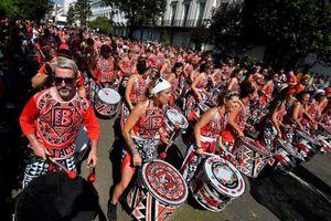 Anh hủy bỏ lễ hội đường phố Notting Hill