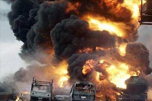 Nổ xe bồn tại Nigeria, ít nhất 5 người tử vong