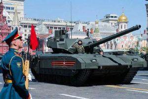 'Nga chưa cần Armata vì T-72 đủ đánh bại tất cả'