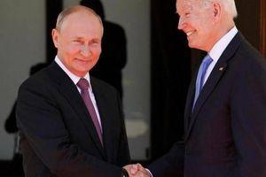 Sự kiện thượng đỉnh Geneva - chiến thắng cực đại cho Putin