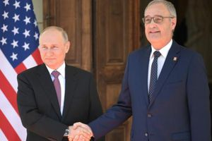 Tổng thống Thụy Sĩ lên tiếng: Putin đã không 'vòng vo tam quốc'