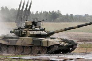 Ukraine tung video mô phỏng cảnh hủy diệt xe tăng T-90 của Nga