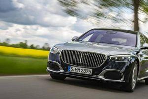 Ra mắt xe siêu sang Mercedes-Maybach S-Class 2021 sang trọng, đẳng cấp