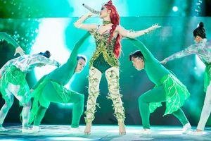 Lona Kiều Loan muốn 'đàn chị' Hồ Ngọc Hà 'truyền ngôi Nữ hoàng giải trí'