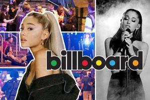 Billboard đưa ra báo cáo chính thức về vụ khủng bố tại concert của Ariana Grande 3 năm trước