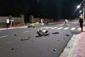 Va chạm xe máy, 2 người tử vong, 1 người bị chấn thương sọ não
