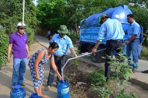 An ninh nguồn nước đang đứng trước nhiều nguy cơ