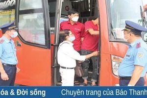 Doanh nghiệp vận tải gặp khó do dịch COVID-19