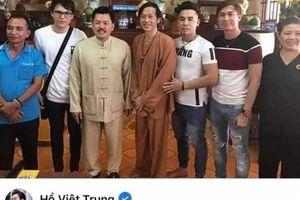 Hồ Việt Trung bị dân mạng 'đào' được phát ngôn 'tâng bốc' Võ Hoàng Yên: 'Thầy đúng là thần y tái thế