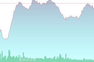 Cổ phiếu ngân hàng tăng mạnh, VN-Index 'nhăm nhe' vượt đỉnh