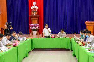 Cam Ranh cần đẩy mạnh kêu gọi đầu tư ngoài ngân sách