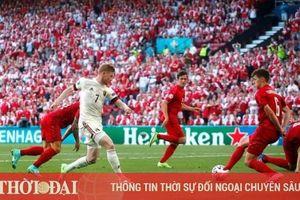 Kết quả, Bảng xếp hạng EURO 2021 ngày 18/6: Bỉ ngược dòng ngoạn mục, Hà Lan giành vé sớm