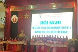 Thị xã Phú Thọ nâng cao chất lượng giáo dục tiểu học