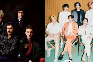 BTS kết hợp với ban nhạc huyền thoại Queen trong MV 'Butter'?