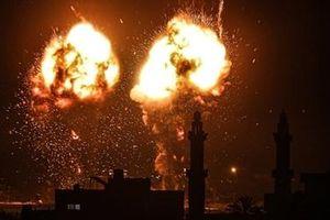 Israel nhấn chìm Gaza trong 'biển lửa'