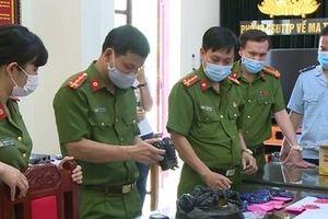 Vượt biên vận chuyển ma túy vào Việt Nam