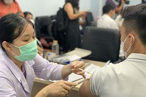 Hơn 2,3 triệu người ở TP.HCM trong nhóm ưu tiên tiêm vaccine phòng Covid-19