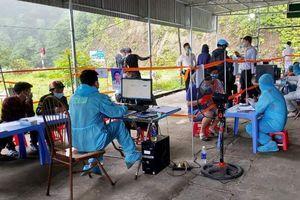 Lai Châu tạm dừng vận tải hành khách đi Nghệ An và ngược lại