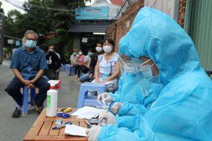 TP.HCM ghi nhận thêm 60 ca nhiễm mới