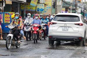 TP. Hồ Chí Minh: Điều chỉnh giao thông trên đường Phan Văn Hớn