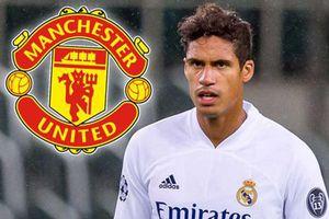 Mục tiêu chuyển nhượng của MU sẽ chia tay Real Madrid