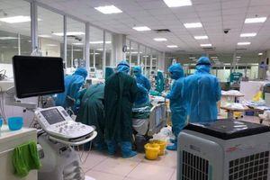 Thêm 2 bệnh nhân mắc COVID-19 tử vong, ca thứ 63 và 64
