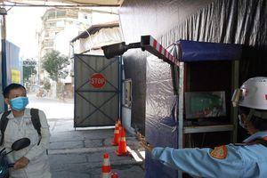 Hơn 2000 công nhân metro tích cực thi công giữa mùa dịch COVID-19