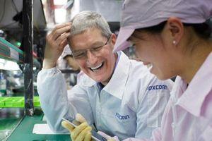 Đối tác Apple ra tay cứu Đài Loan