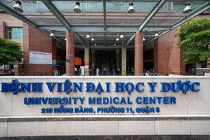 Bênh viện Đại học Y Dược TP.HCM hoạt động trở lại từ 21/6