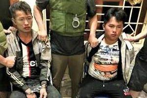 2 thanh niên vận chuyển hơn 23 kg ma túy