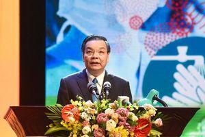 Chủ tịch UBND TP Chu Ngọc Anh: Cùng hành động vì quyết tâm mỗi người dân Thủ đô được tiêm vaccine ngừa Covid-19