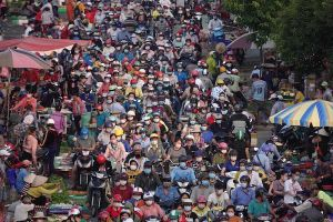TP Hồ Chí Minh: Không tập trung quá 3 người, dừng chợ tự phát...để phòng dịch Covid-19