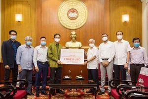 Japfa Việt Nam ủng hộ 1 triệu USD vào Quỹ Vaccine phòng, chống COVID-19